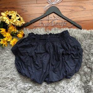 Navy Bubble Skirt Benetton Class Girls Large